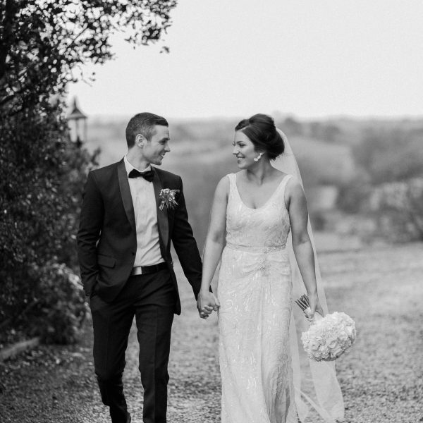 Corrick House Wedding