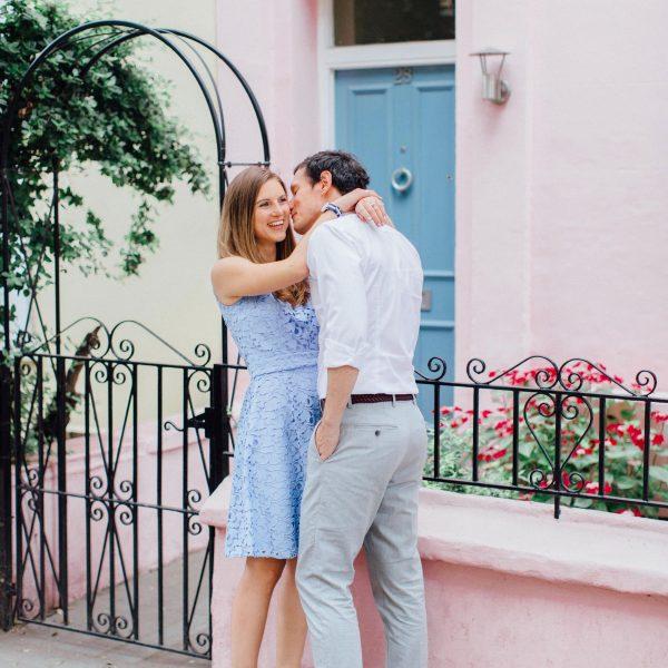 Notting Hill Engagement